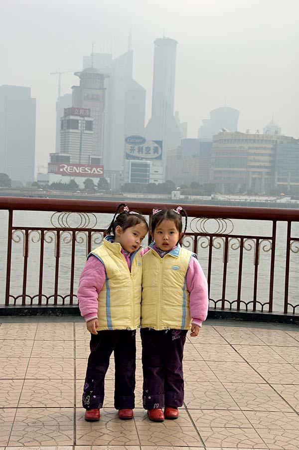 Shangai's twin