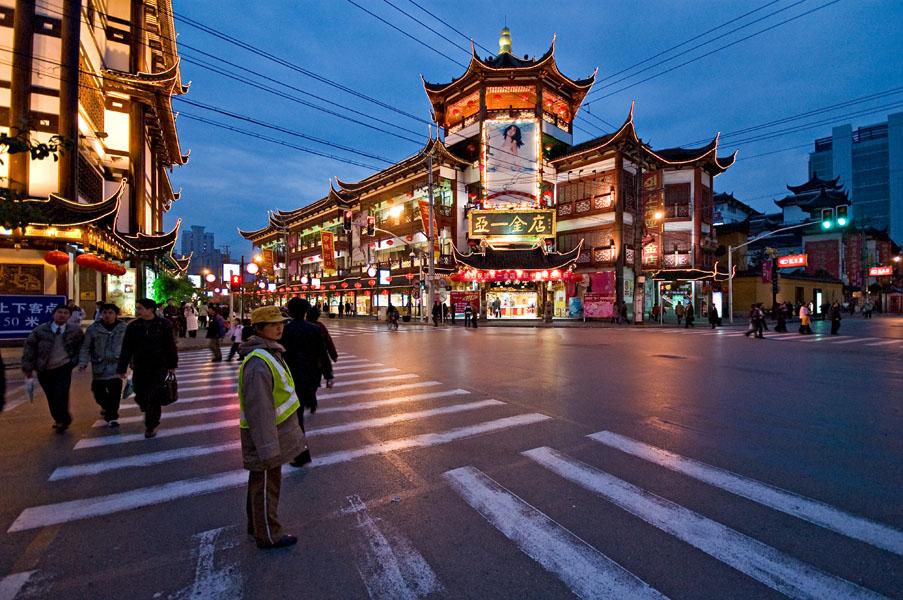 Dehesdin Shanghai à propos de la perspective