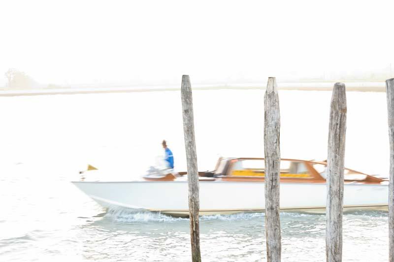 La lagune de Venise. Photographie Thierry Dehesdin