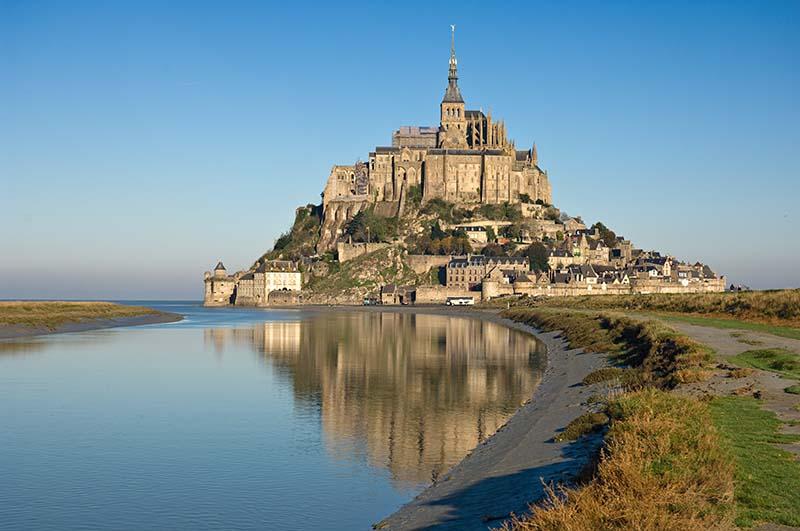 Le Mont St Michel  www.dehesdin.com