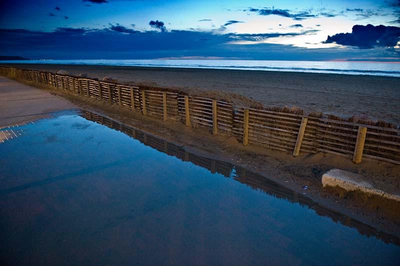Deauville la plage www.dehesdin.com