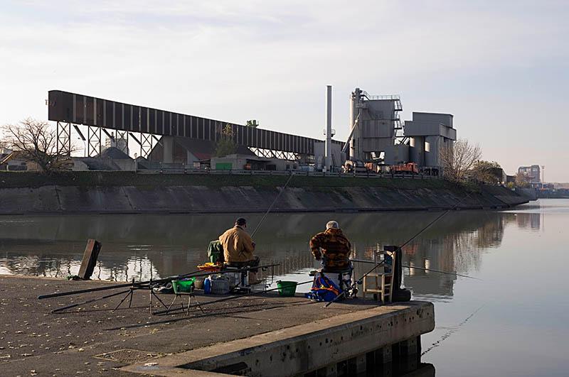 La Seine dans les Hauts de Seine - www.dehesdin.eu