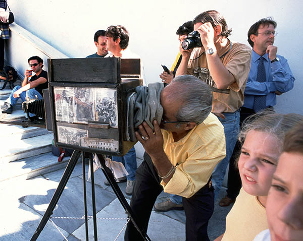 Cultural Summer in Tinos 1999 - Dehesdin