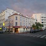 France - Issy les Moulineaux - 2011 - Prise de vue réalisée en Jpeg avec un téléphone Nokia N8