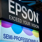 Salon de la Photo Paris 2011 Stand Epson