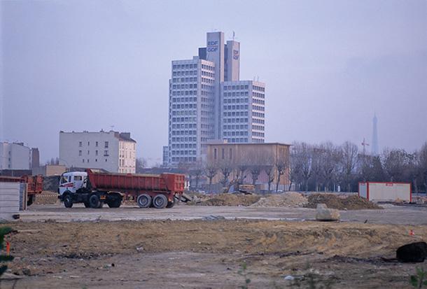 La plaine - Quartier Issy Val de Seine - 1995/1999