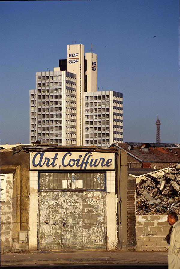 """""""Quartier Val de Seine"""" – Rue Rouget de Lisle – 1989/1994"""