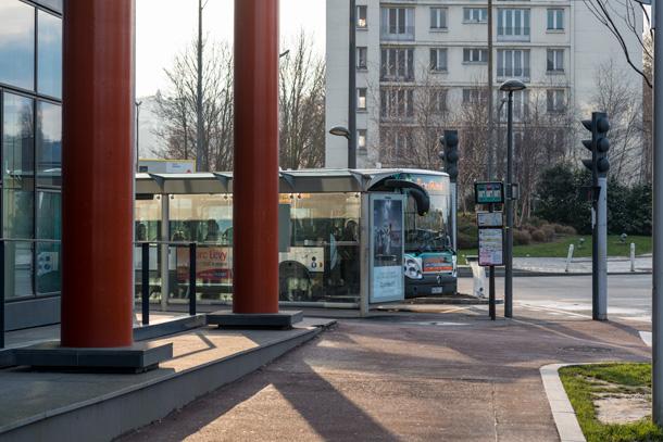 """Quartier """"La Ferme"""" – Place de la Résistance – 2013"""